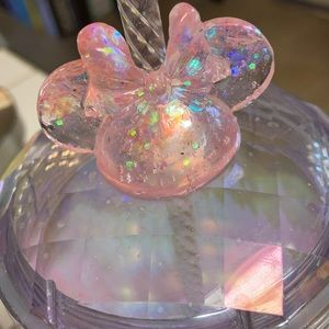 M. Mouse Ears straw topper